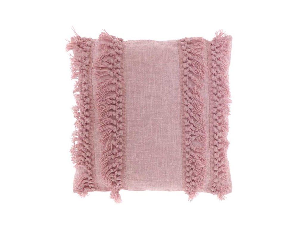 polštář Saba old pink