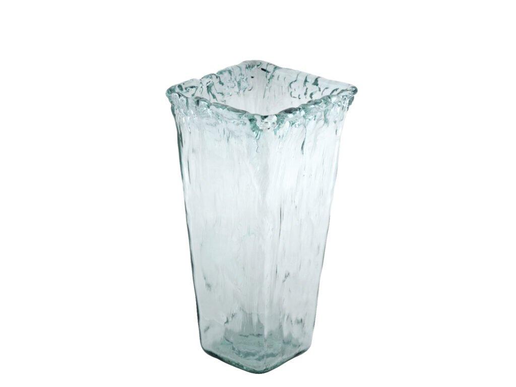 váza pandora recyklované sklo