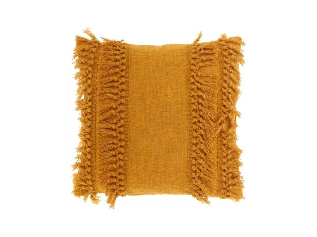 polštář yellow gold