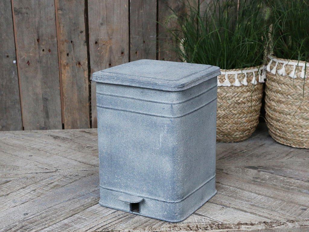 odpadkový koš chic antique