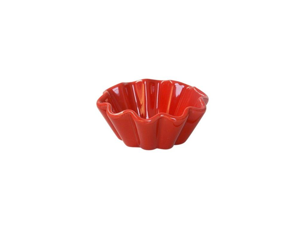 Keramická forma na muffiny Mynte Strawberry