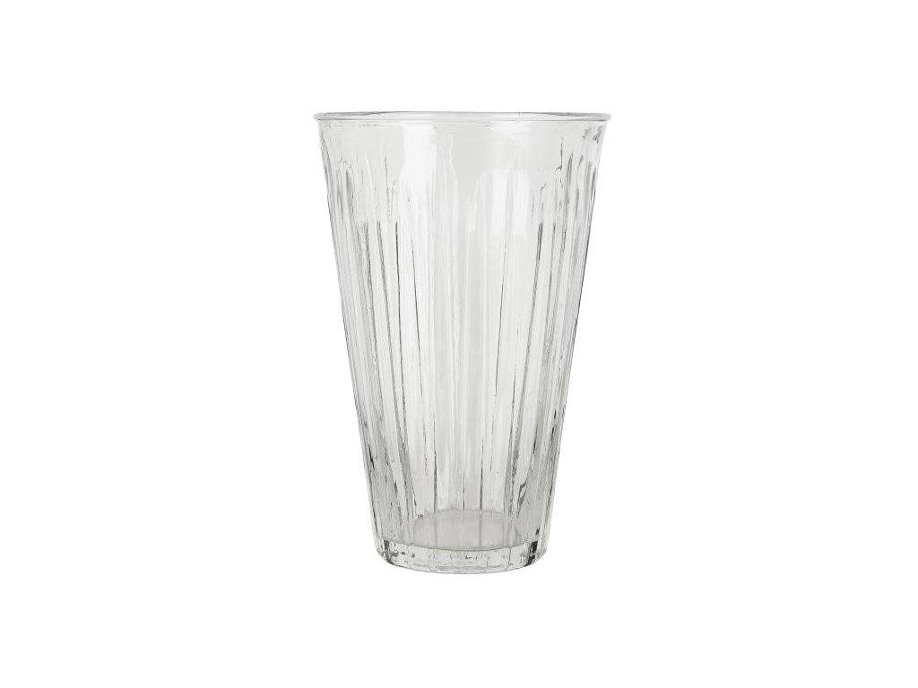 váza Ib laursen sklo