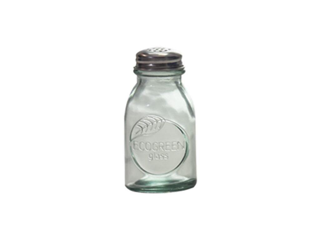 Dóza na sůl/slánka ECOGREEN 0,1L, čirá