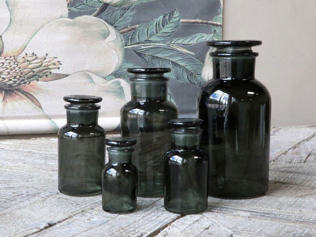 lahvičky set