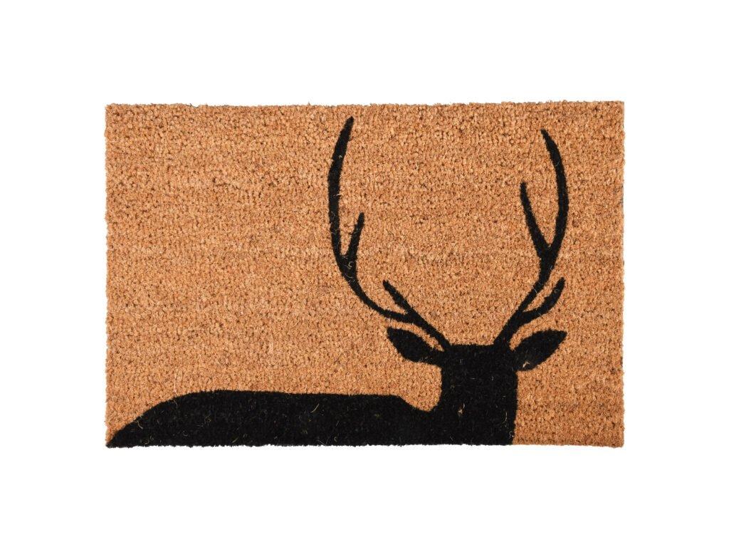rohožka s jelenem