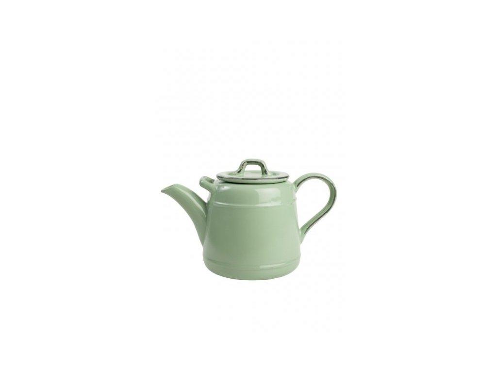Konvice na čaj zelená Pride of Place
