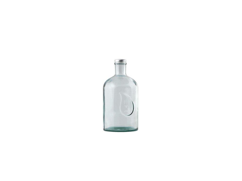 lahev recyklované sklo