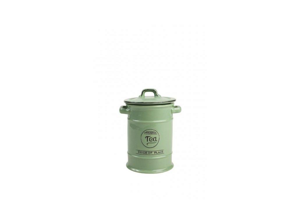 Nádoba na čaj Pride of Place zelená