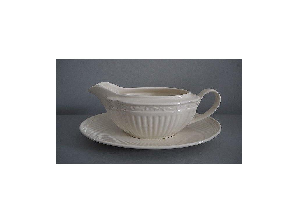 Omáčník- italský porcelán