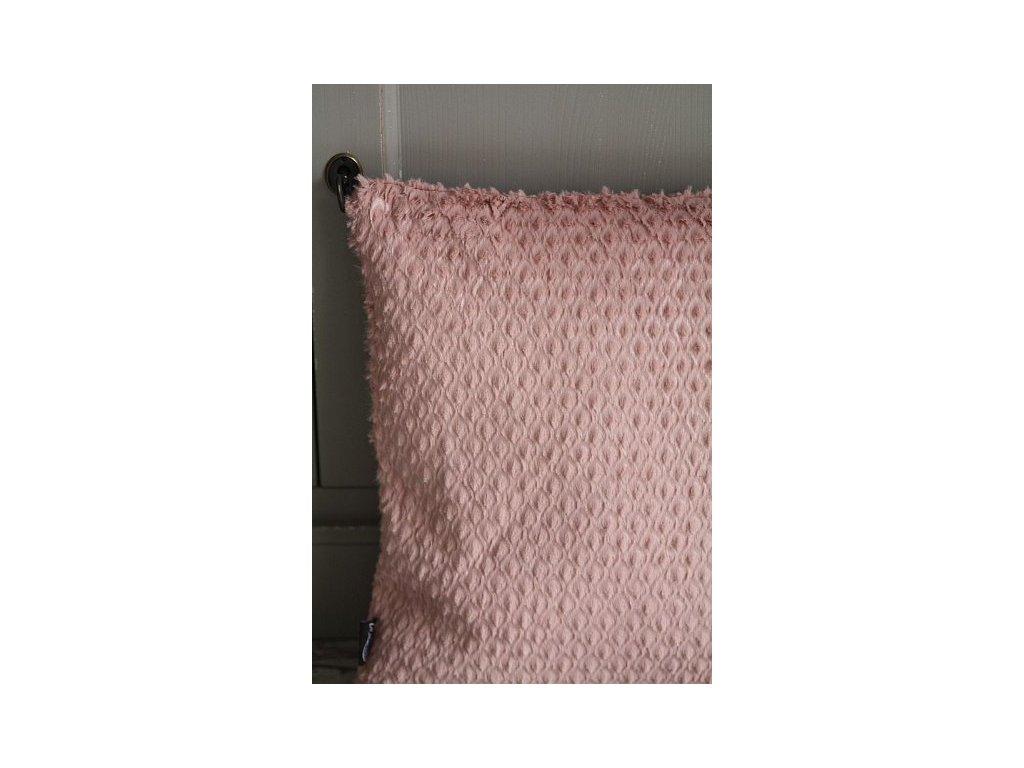 Povlak na polštář LUMI old pink