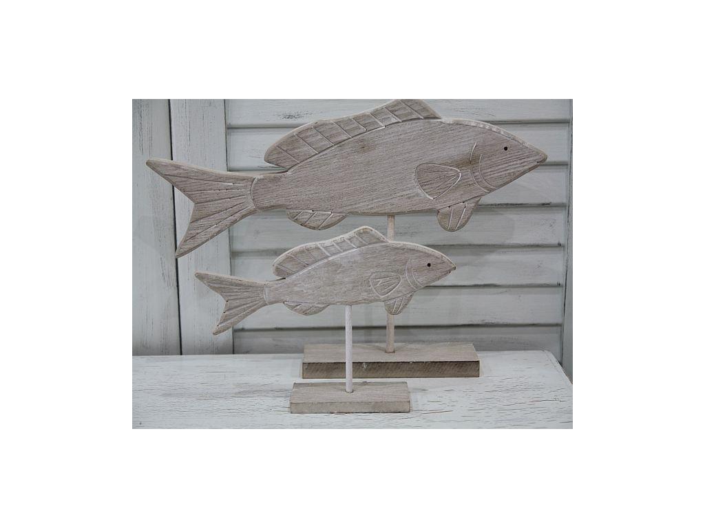 Ryba na postavení přírodní- menší