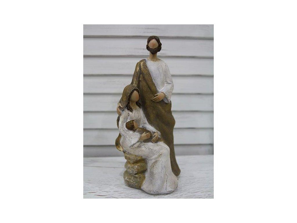 Betlém- Svatá trojice- zlatý velký 2.