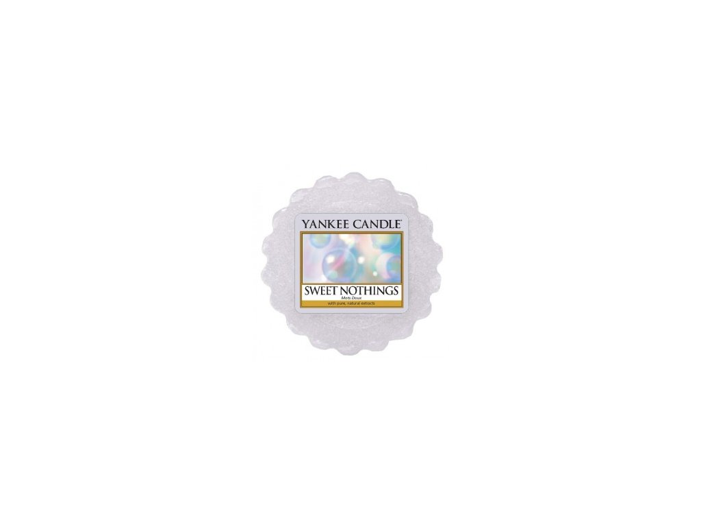 YANKEE CANDLE SWEET NOTHINGS VONNÝ VOSK DO AROMALAMPY