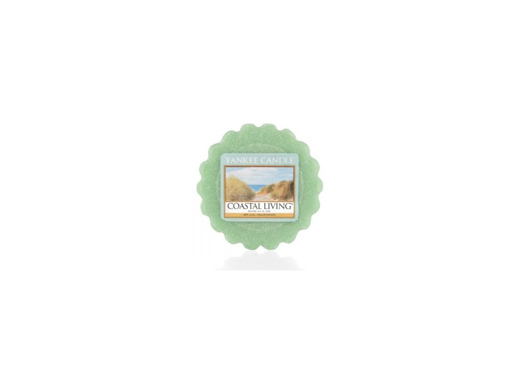YANKEE CANDLE COASTAL LIVING VONNÝ VOSK DO AROMALAMPY