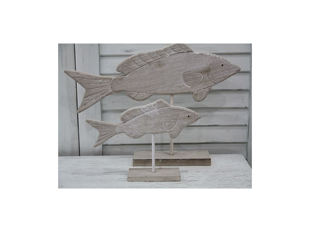 Ryba na postavení přírodní- větší