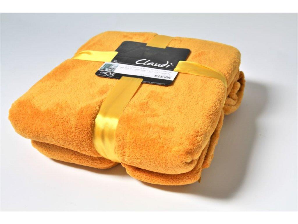 deka žlutá