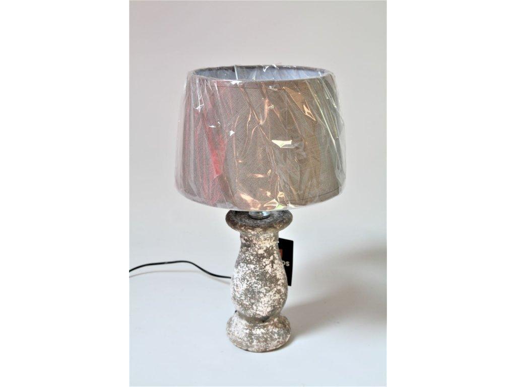 lampa s béž c
