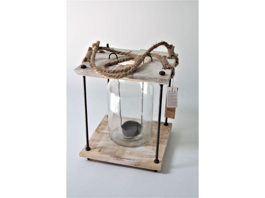 lucerna dřevo + sklo3