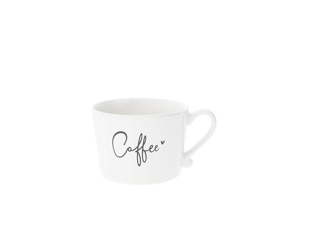 Hrnek Bastion Collections Coffee černé 300ml