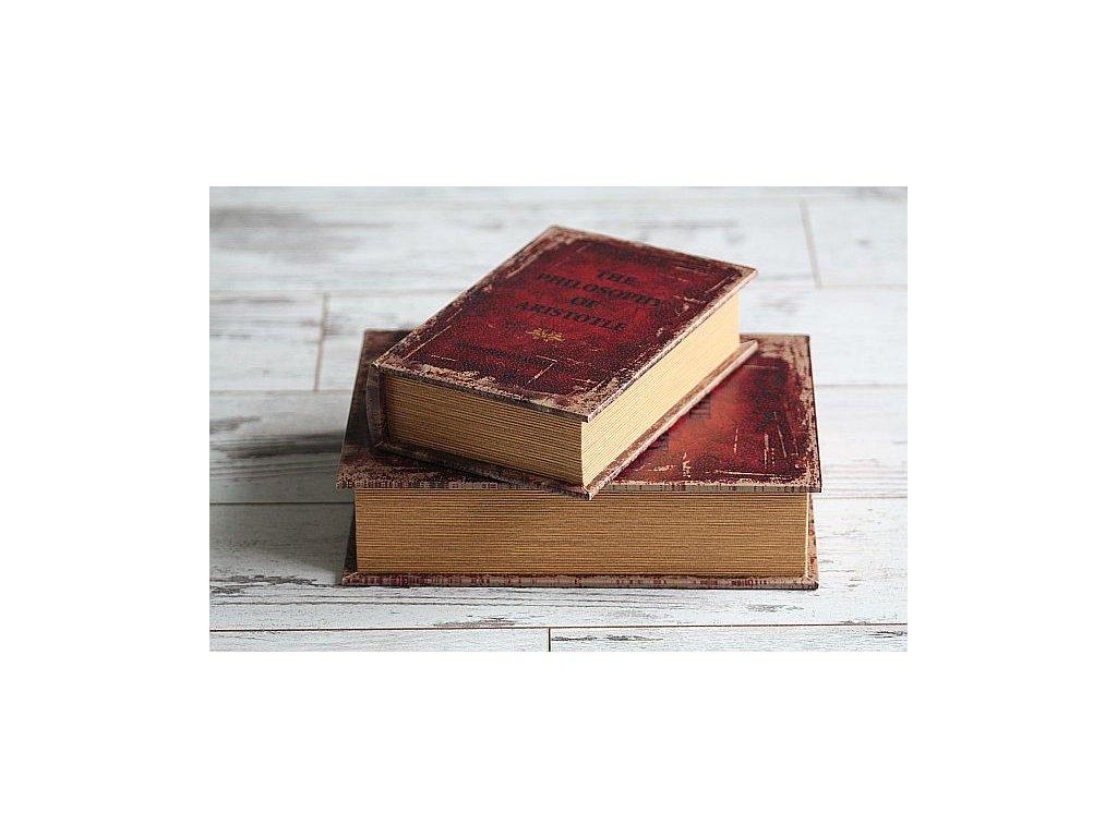 Kniha- větší
