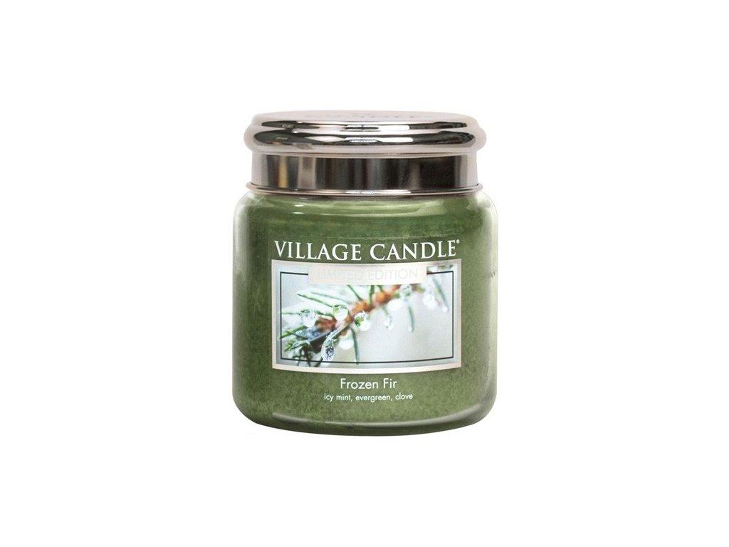 village candle vonná svíčka jinovatka
