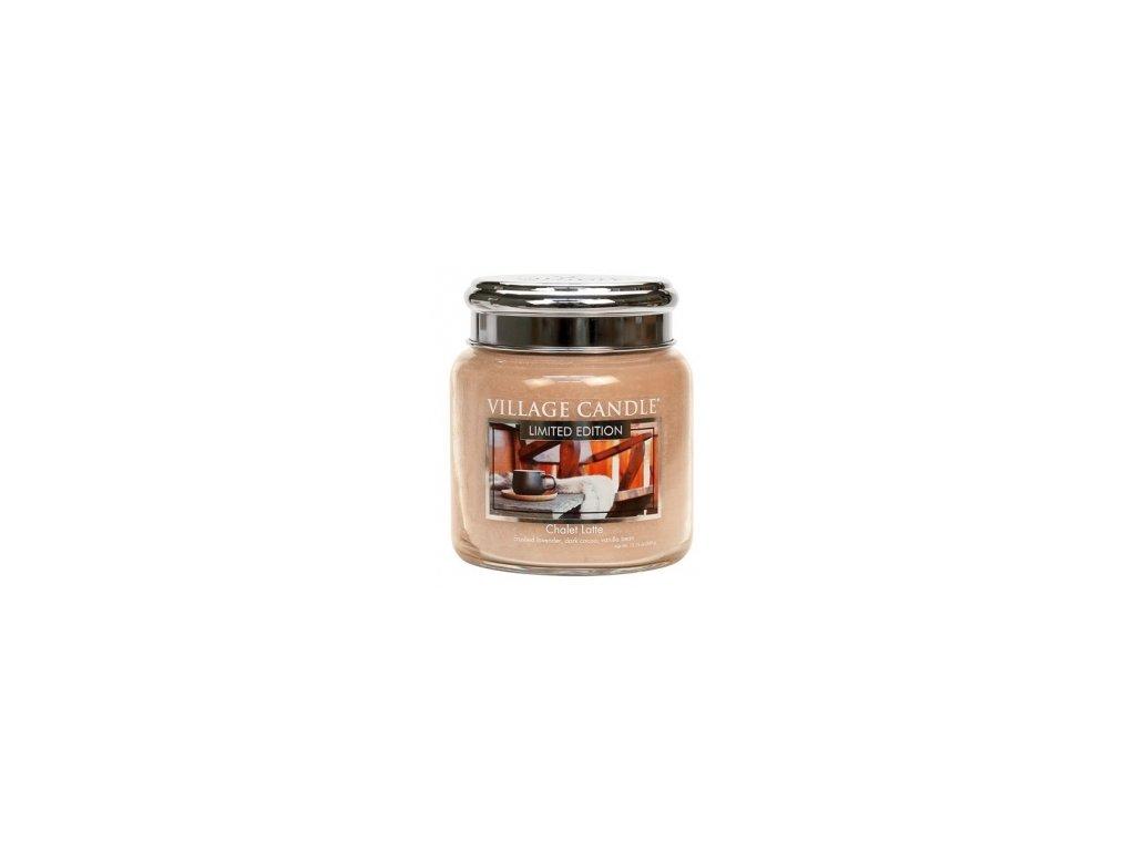 48118 13627 village candle vonna svicka ve skle chalet latte 16oz