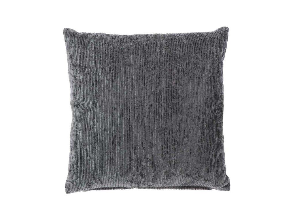 polštář luca dark grey