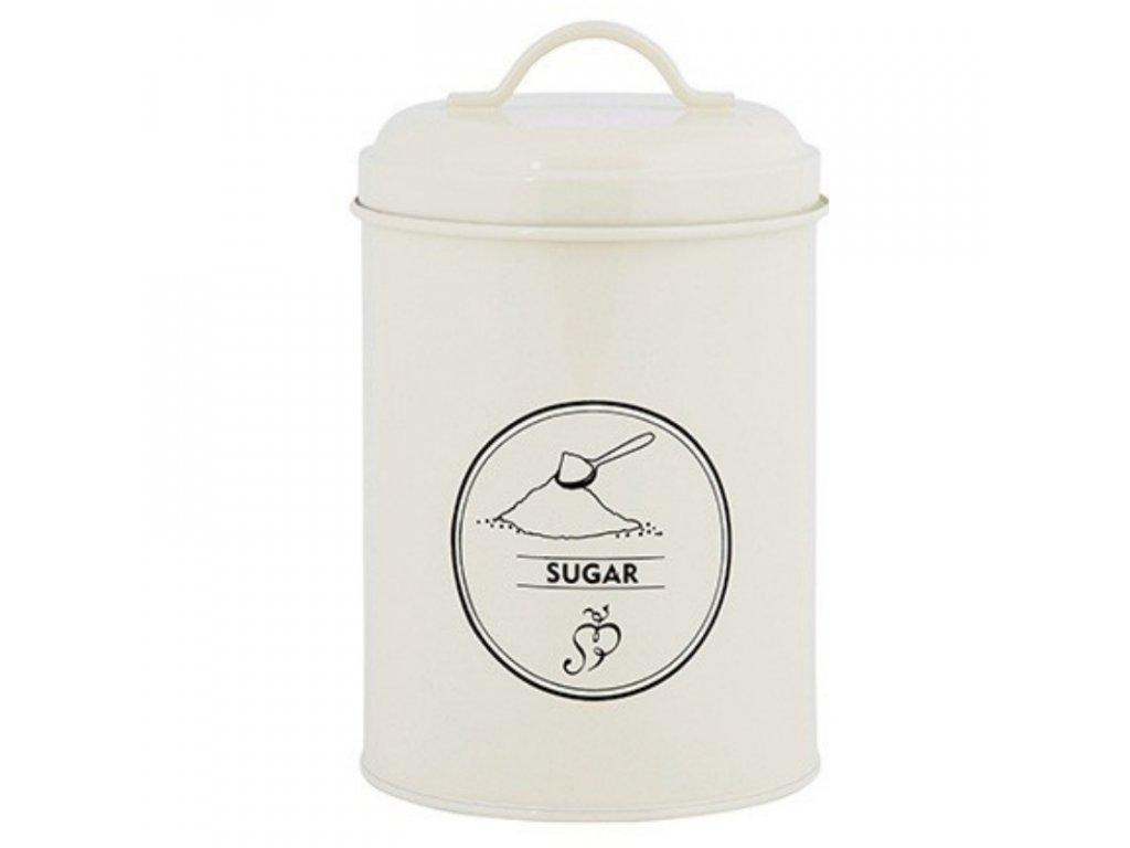plechova doza na cukr sugar 18 8cm