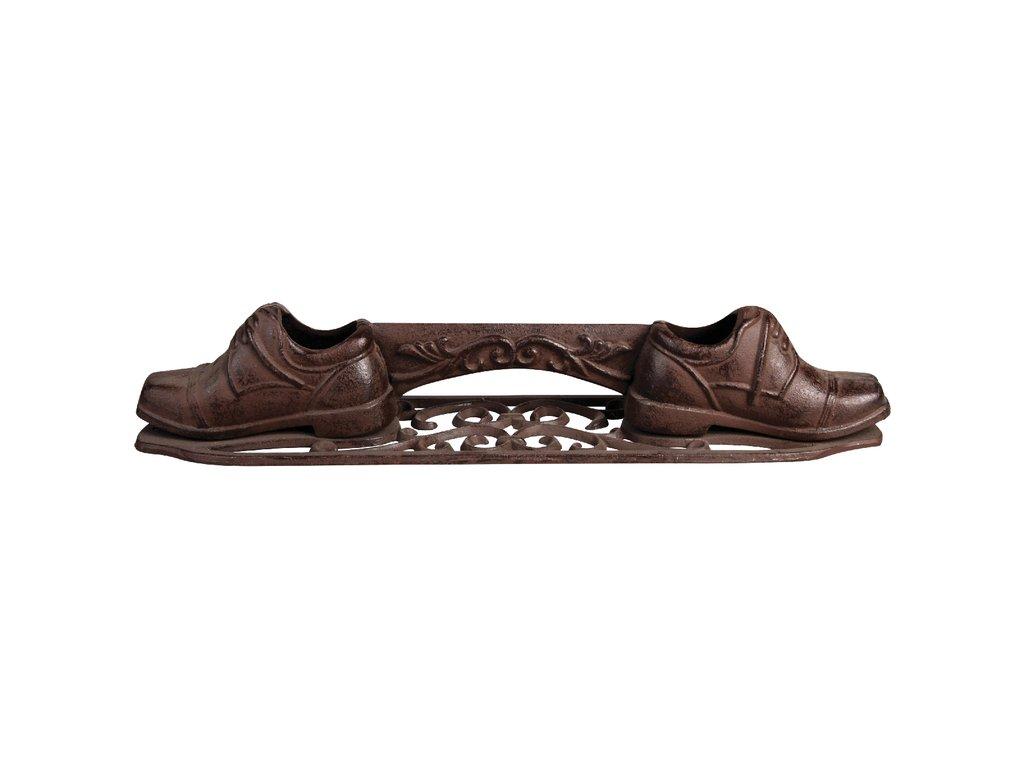 škrabák na boty botičky