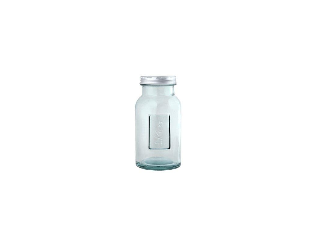 lahev recyklované sklo 0,25l
