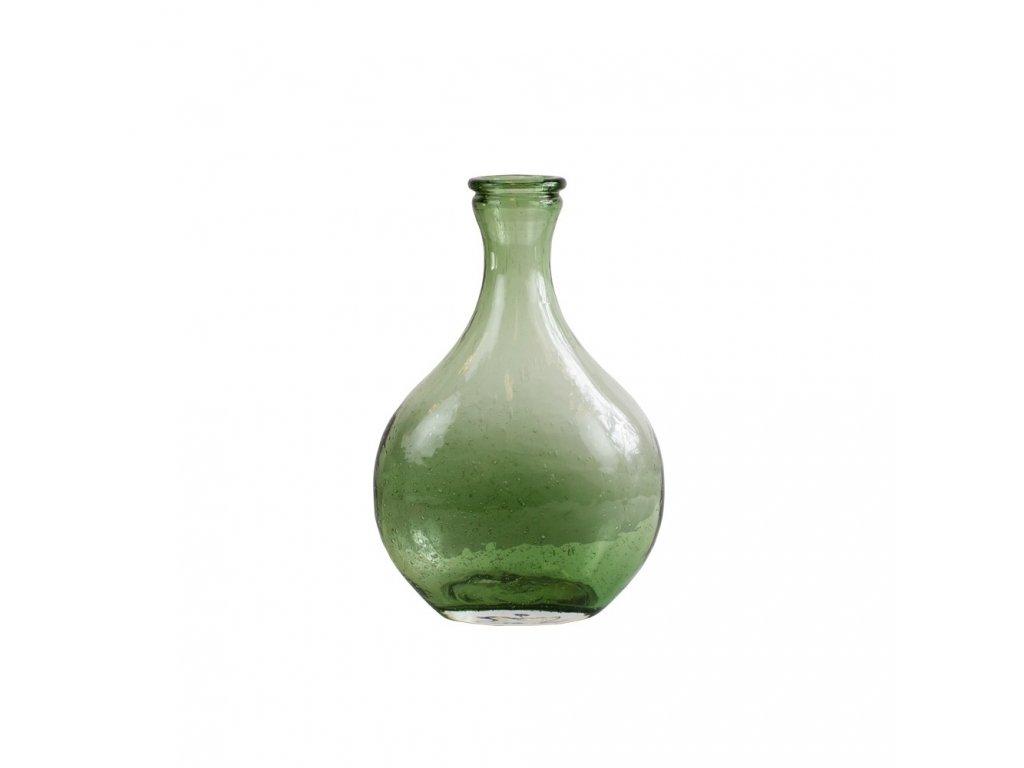 váza zelená mm