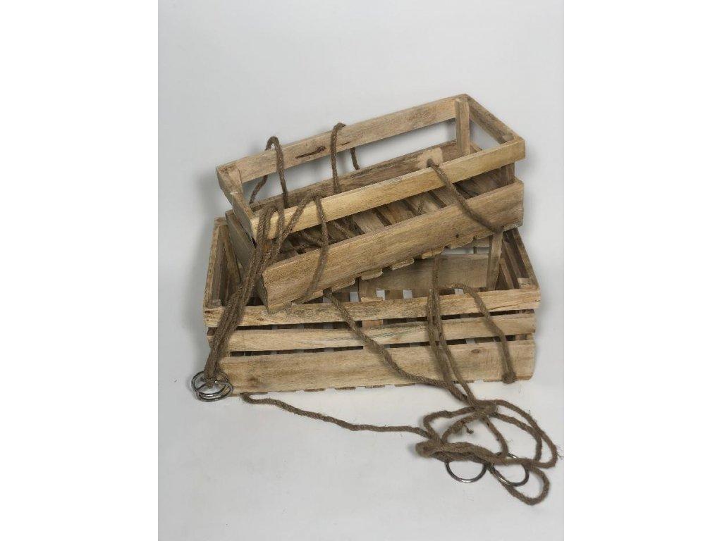 dřevo přepravka 2
