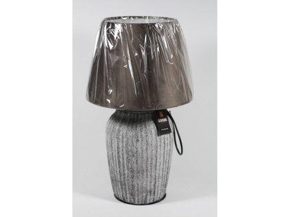 lampa hnědý širm
