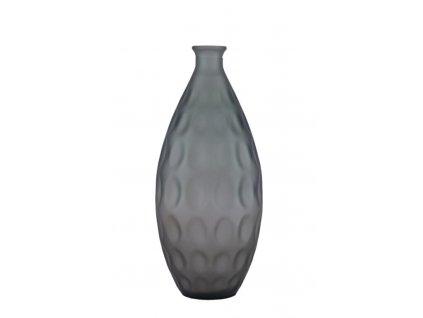 váza dune hnědá matná