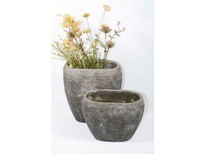 váza kamenina