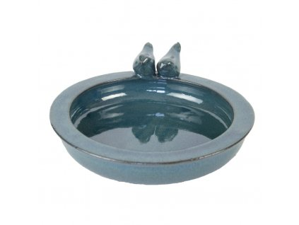 pírko keramické modré