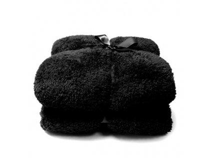 deka teddy black