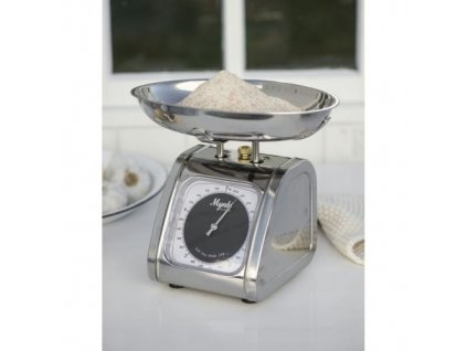 Kuchyňská váha Mynte silver