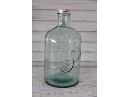 Lahev 1,4l španělské sklo