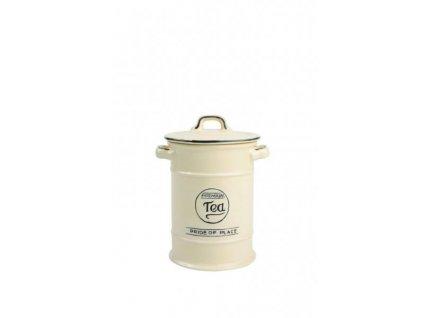Nádoba na čaj Pride of Place vanilková