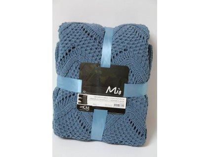 Deka Mio žinylka modrá