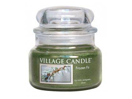 46146 11976 village candle vonna svicka ve skle jinovatka frozen fir 11oz