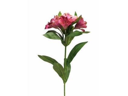 umělá květina alstromerie
