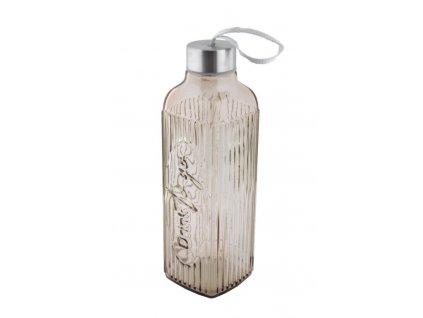 lahev to go recyklované sklo