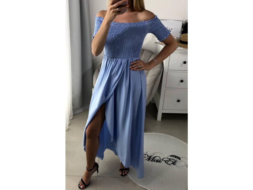 Dlouhé šaty Vallery