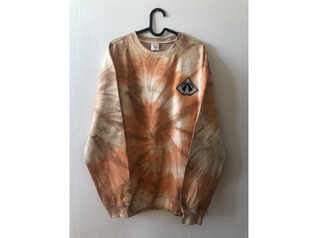 BATIC CREWNECK XL ORANGE