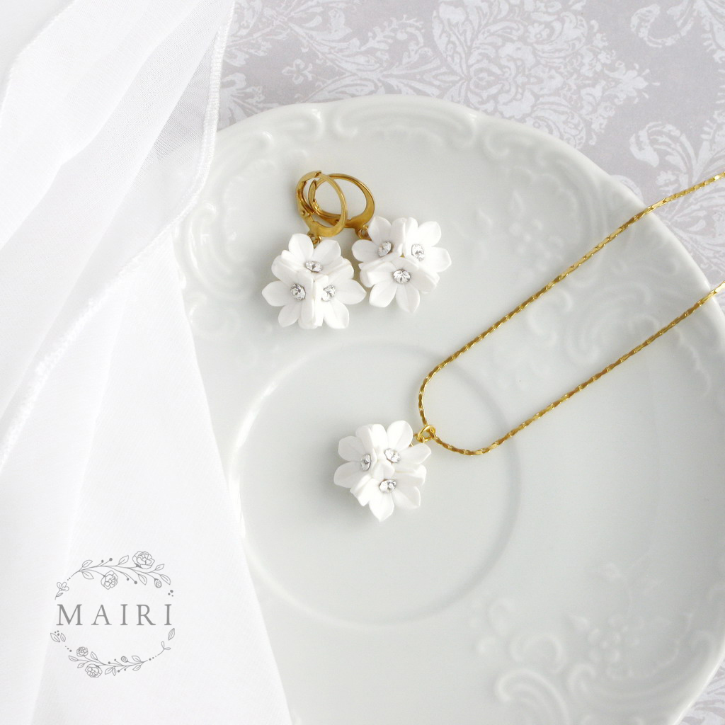Svatební šperky Mairi