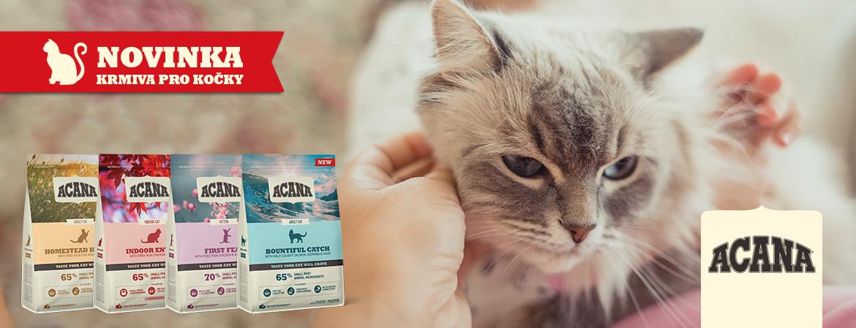 Granule pro kočky Acana
