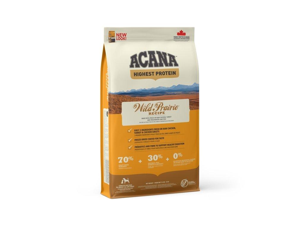 4364 acana regionals wild prairie 6 kg