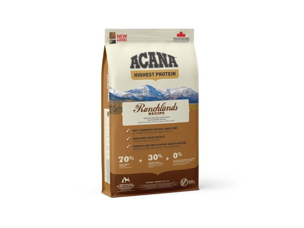 4400 acana regionals ranchlands 6 kg